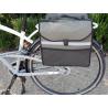 Sacoche vélo p bagage clips x2