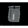 Sacoche arrière waterproof 14L convertible sac à dosfixation compatible Ebike