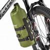 Sacoche de fourche avec support Bikepacking étanche 3,5 litres ECO