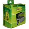 Chambre à air 450X10 pour pneu de remorque 500X10 TR13 T.S. PV