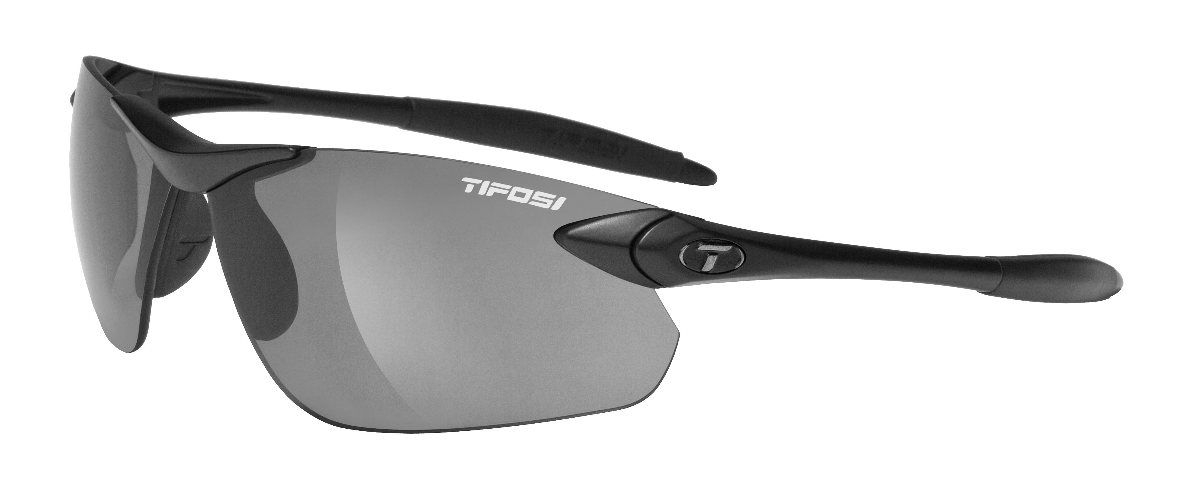 BBB Glasses Impulse small Black mat. PC Smoke flash mirror lenses