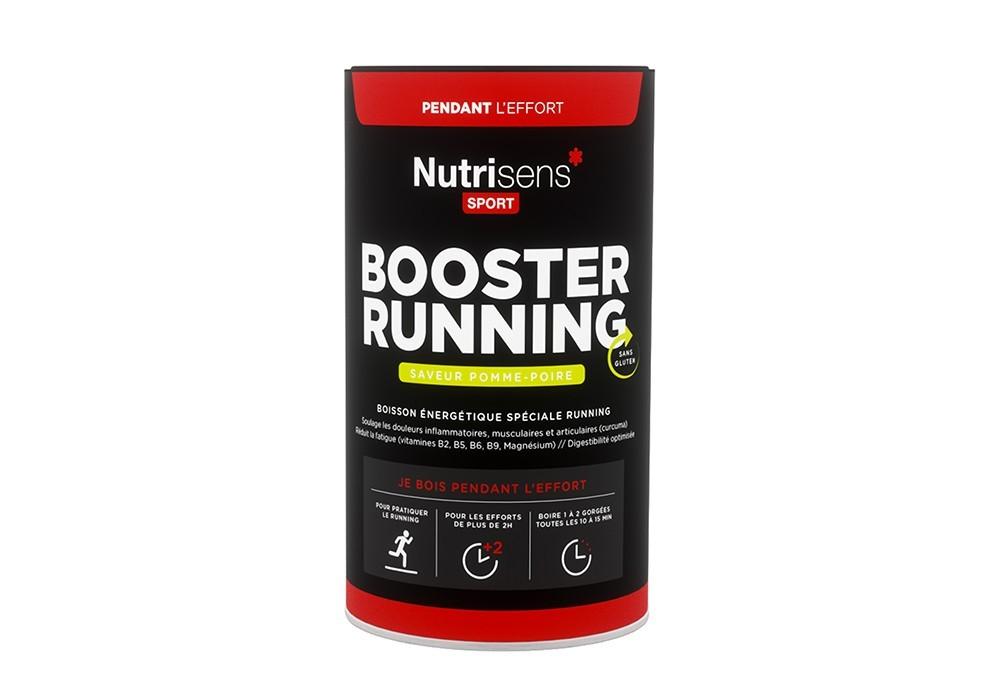 Nutrisens Booster Running pomme-poire pot 500g
