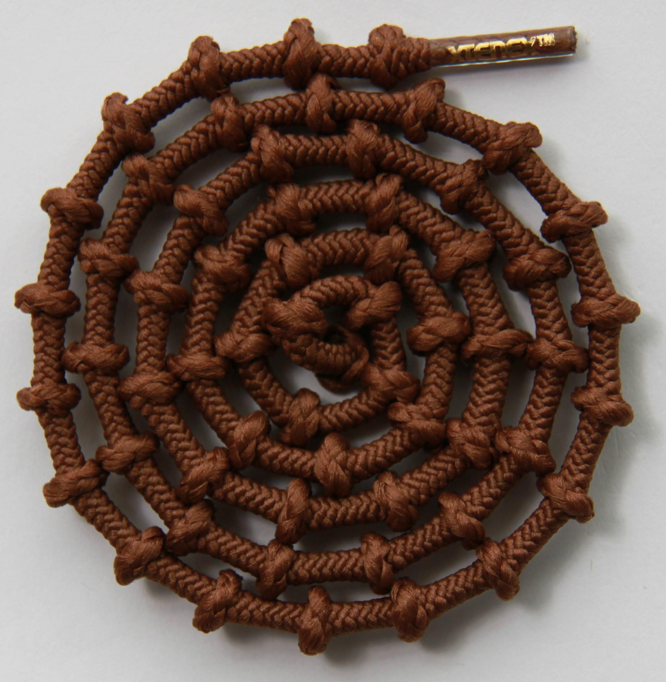Paire de lacets XTENEX 90 cm RANDONNE Brut