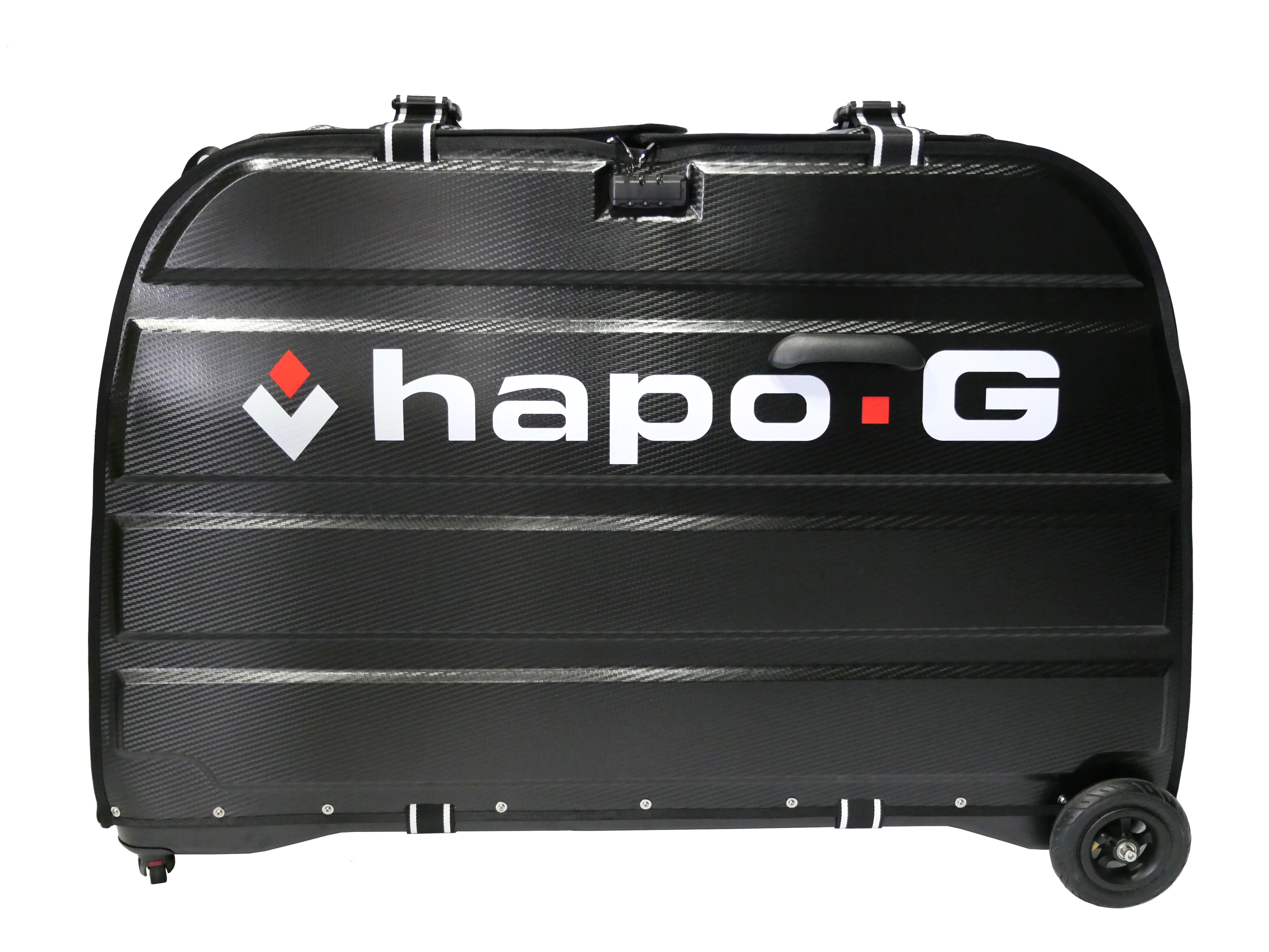Hapo G. Hapo g valise de transport vélo, pliable noireDisponible ... 8038474f2ce1