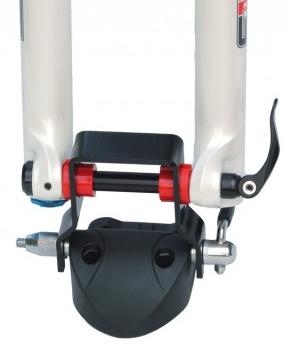 Hebie Cadre Collier De Direction Stabilisateur//Damper-Vélo-vélo-cycle